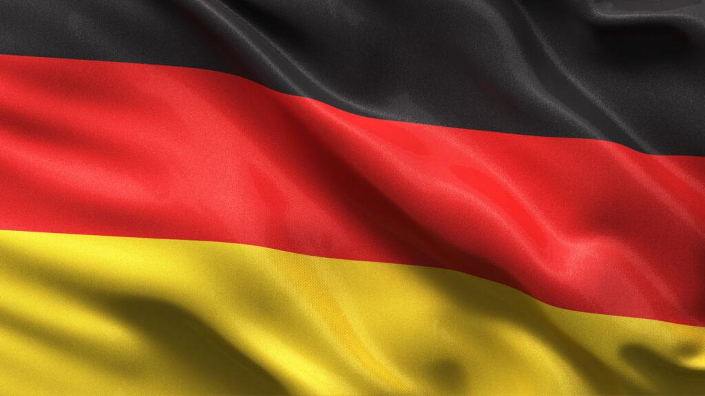 campeonatos internacionais: bandeira da Alemanha