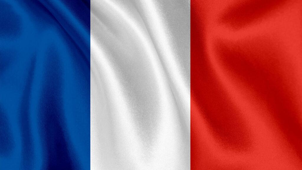campeonatos internacionais: bandeira da frança