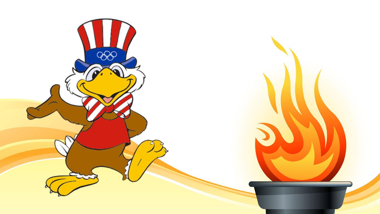 mascote da olímpiada 1984
