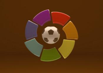 maiores artilheiros do Campeonato Espanhol: Logo La Liga