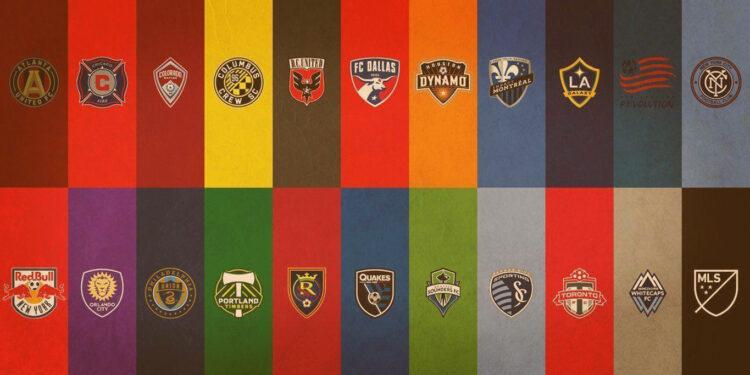 Major League Soccer: Logo MLS