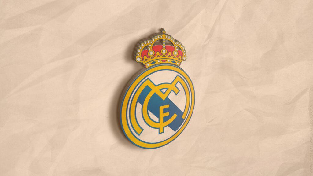 Times patrocinados pela adidas: Escudo do time Real Madrid