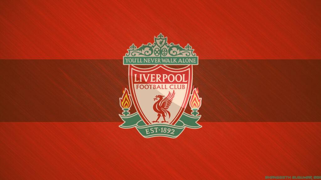 Logo do time Liverpool