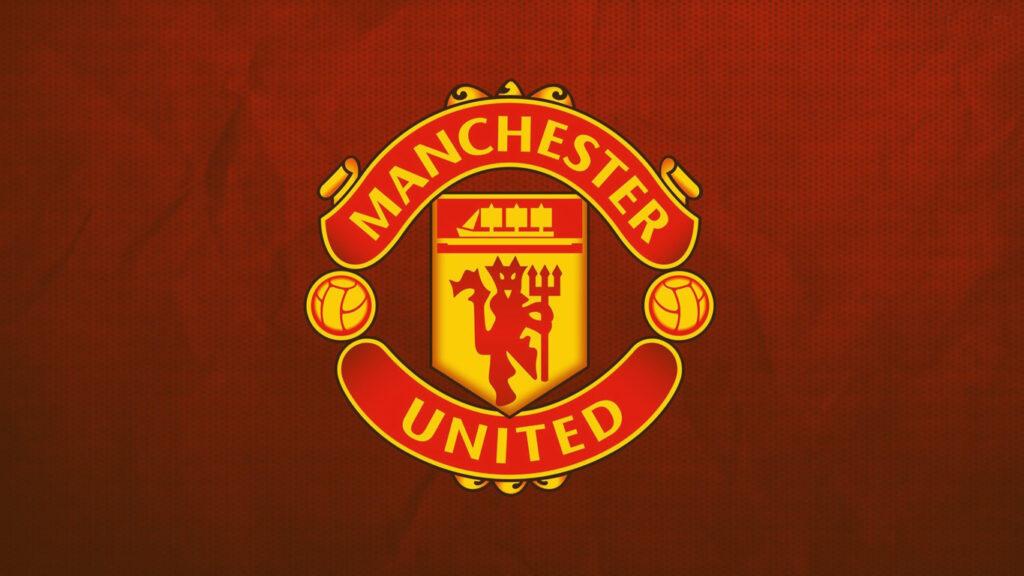 Escudo do time Manchester United