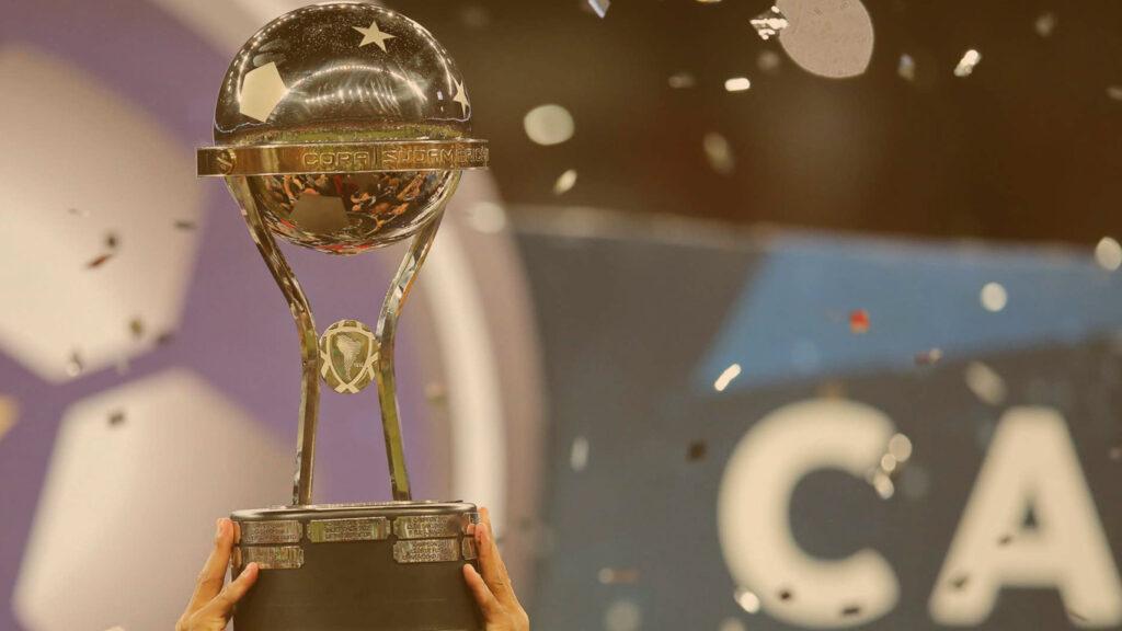 Troféu da copa sudamericana